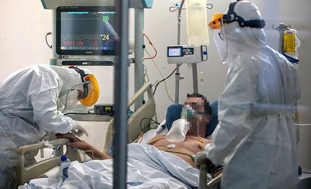 Koronavirüs salgınında günlük vaka sayısı 28 bin 224 oldu