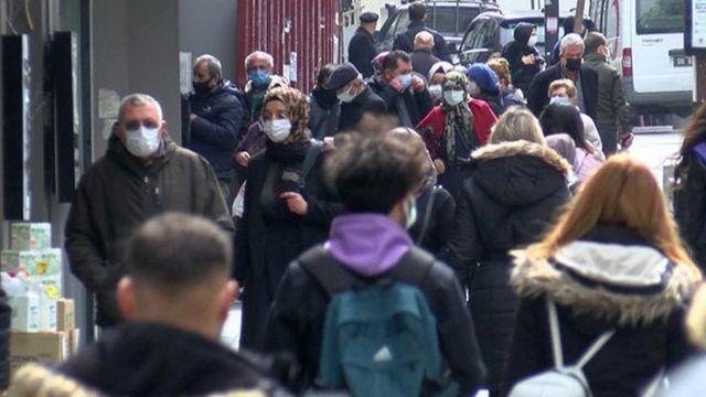 Koronavirüs salgınında vaka sayısı en fazla artan 10 il açıklandı