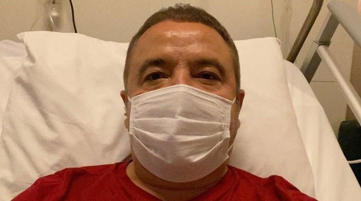 Koronavirüs tedavisi gören Muhittin Böcek'in sağlık durumu hakkında açıklama