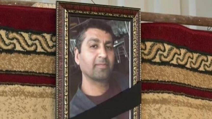 Korsan saldırısında ölen gemi personelinin cenazesi memleketi Azerbaycan'a gönderildi