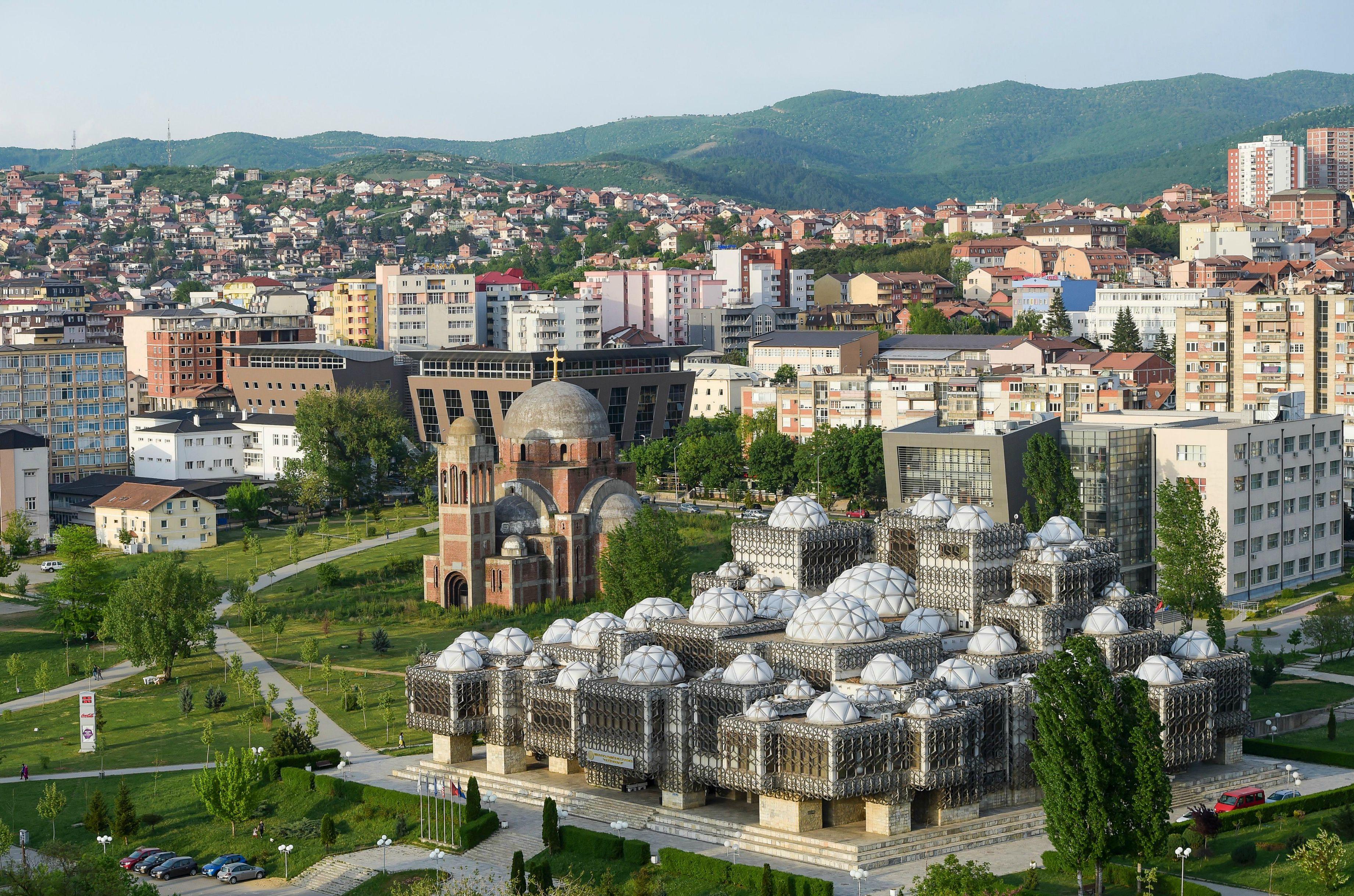 Kosova'da matbaada basılan gazete artık yok