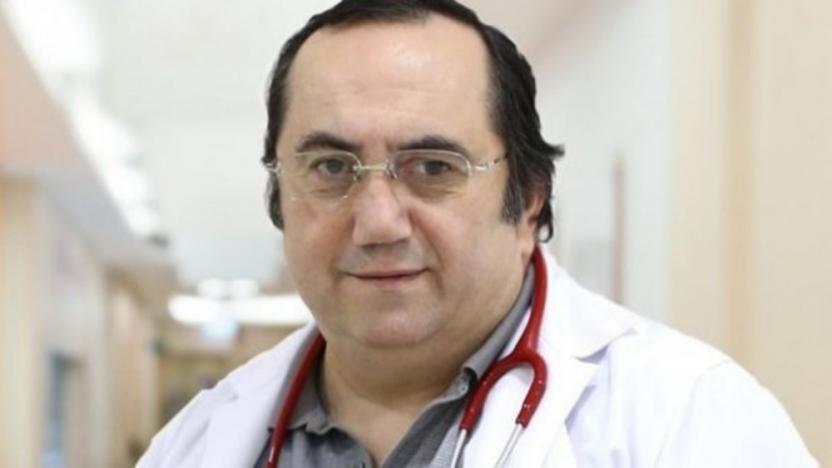 Kovid-19 nedeniyle bir hekim daha yaşamını yitirdi