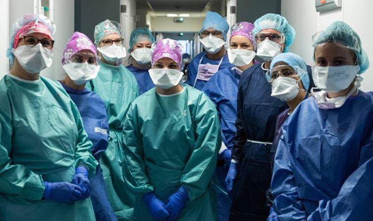 Kovid-19'un meslek hastalığı sayılmasına yönelik önerge reddedildi