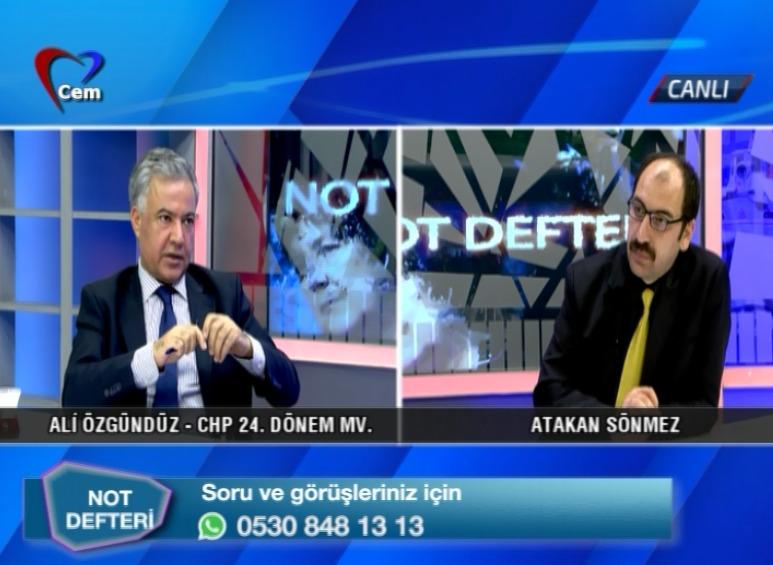 KULİS / CHP'li Özgündüz'den iddia: Parlamenter sisteme AKP geçecek