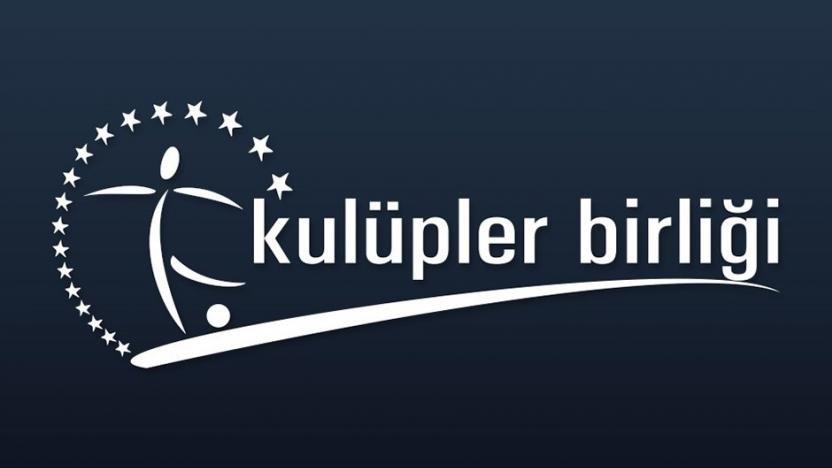 Kulüpler Birliği'nden 'Avrupa Süper Ligi' açıklaması