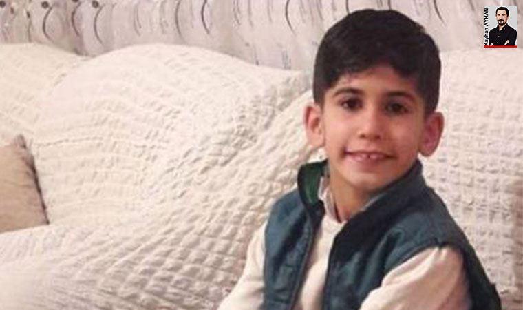 Kuran kursunda kapıya asılı bulunan çocuk yaşam savaşını kaybetti