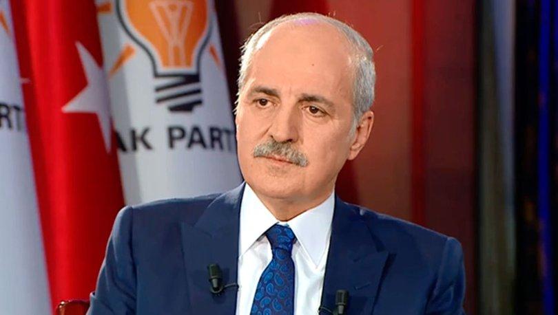 Kurtulmuş'tan HDP'nin kapatılması çağrısına yanıt