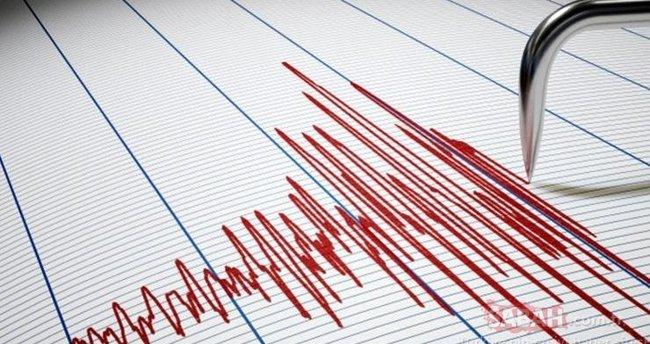 Kuşadası Körfezi'nde 3.6 büyüklüğünde deprem
