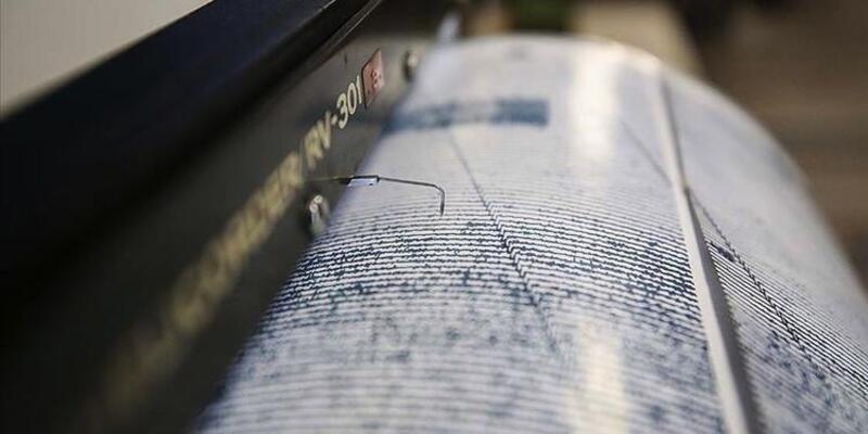 Kuşadası'nda 3,8 şiddetinde deprem