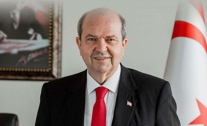 Kuzey Kıbrıs Başbakanı Tatar'dan Doğu Akdeniz mesajı