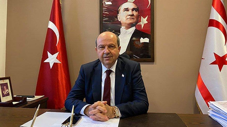 Kuzey Kıbrıs'ta Ersin Tatar Cumhurbaşkanı seçildi