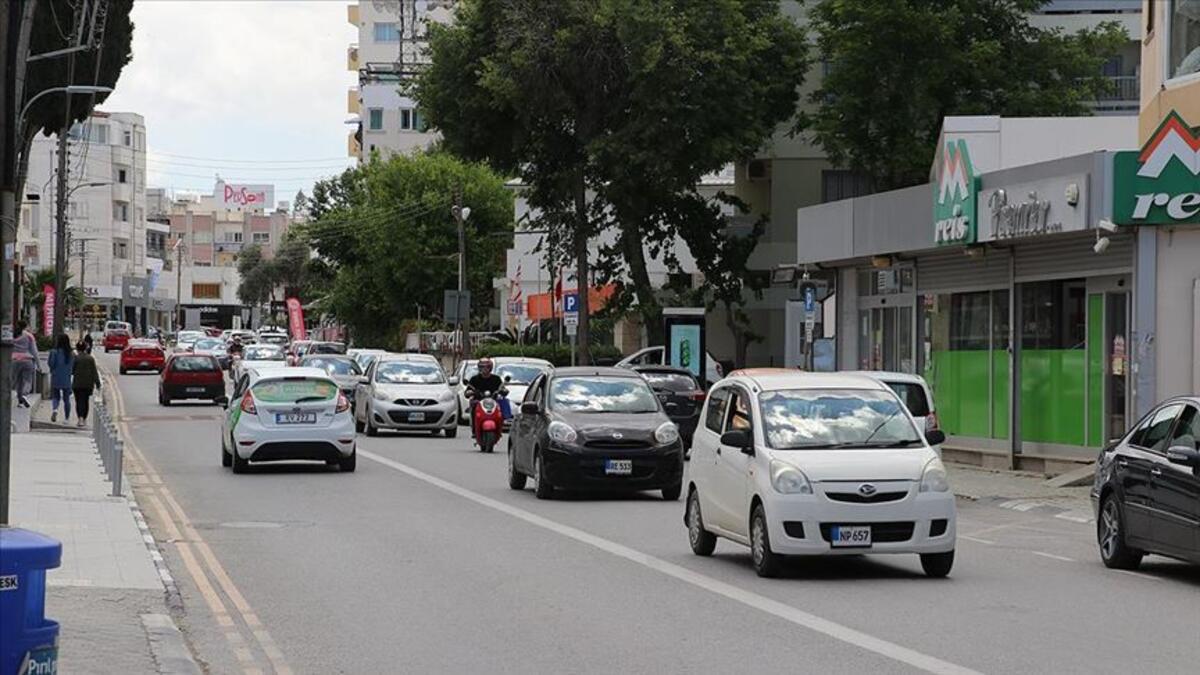 Kuzey Kıbrıs'ta sokağa çıkma yasağı ilan edildi