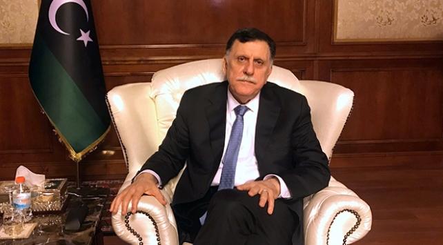 Libya Başbakanı Serrac'tan ateşkes talimatı