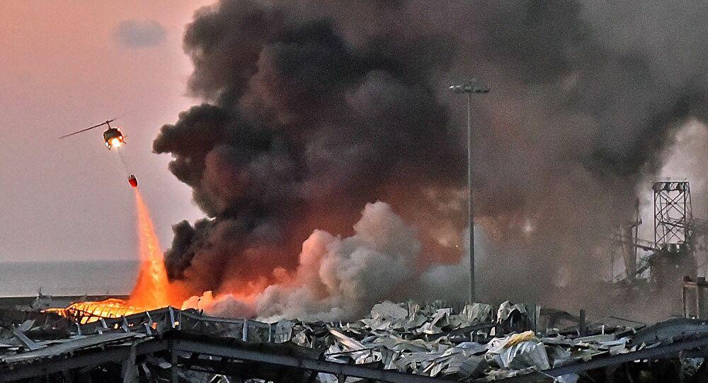Lübnan'daki patlamada yaralanan vatandaş sayımız 6'ya yükseldi