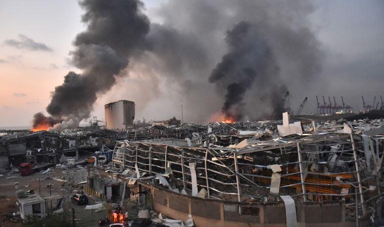 Lübnan'daki patlamayla ilgili çarpıcı iddia