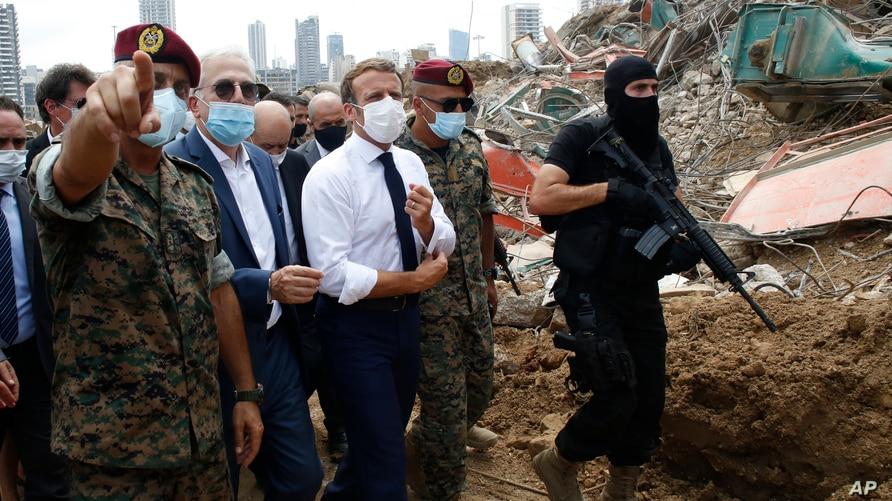 'Lübnan, Fransız mandası altına girsin' imza kampanyası başlatıldı