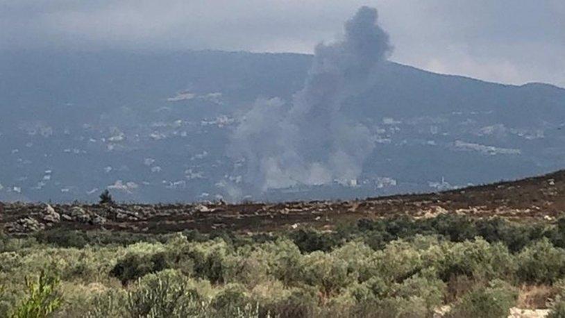 Lübnan'ın güneyinde şiddetli patlama: Yaralılar var
