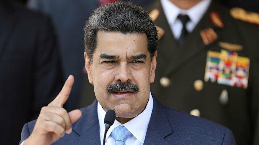 Maduro AB temsilcisini Venezüela'dan kovdu!