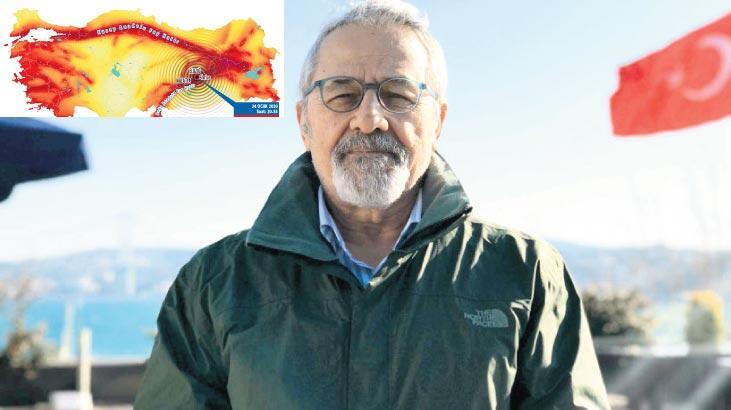 Malatya'daki depremin ardından Prof. Dr. Görür'den uyarı