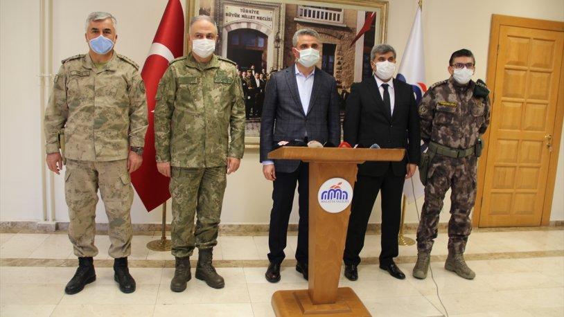 Malatya Valisi: Şehitlerimizden 10 kişinin kimliği tespit edildi