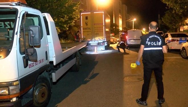 Maltepe'de iki grup arasında kalaşnikoflu çatışma
