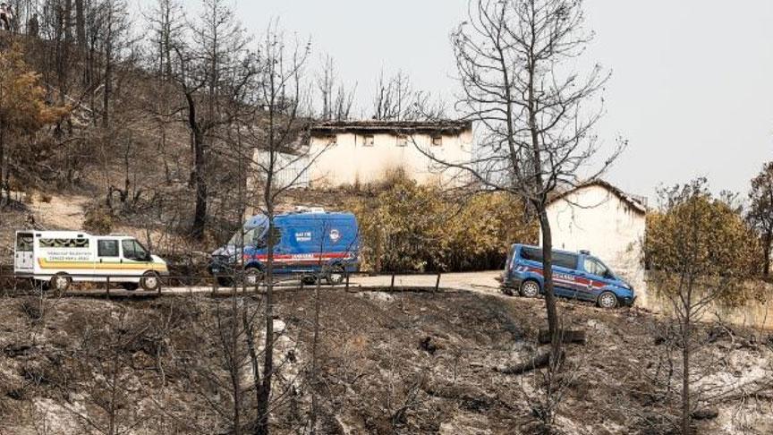Manavgat'ta bir çiftin cansız bedeni bulundu; Ölü sayısı 7'ye yükseldi