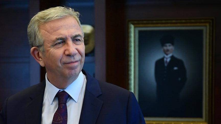 Mansur Yavaş, 2021 Dünya Belediye Başkanı Başkent ödülünü kazandı