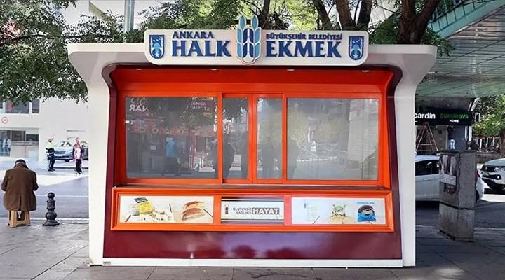 Mansur Yavaş: Ramazan ayında Halk Ekmek bayilerinde ekmek 1 TL'ye satılacak
