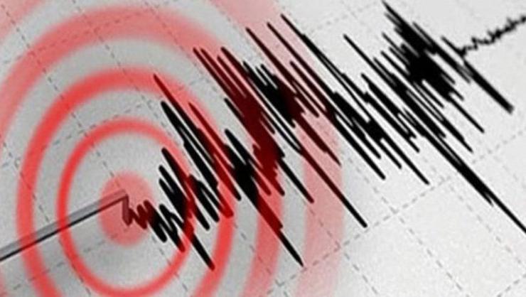Marmara denizi açıklarında deprem