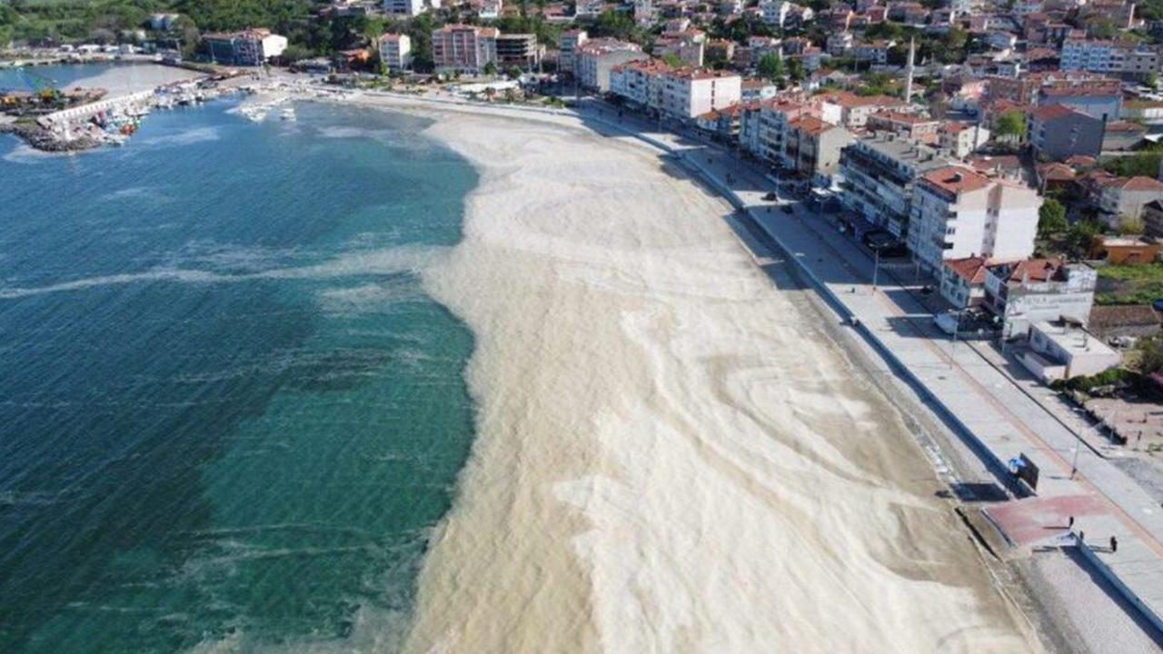 Marmara Denizi'nin 30 metre derinliğine oksijen verilecek