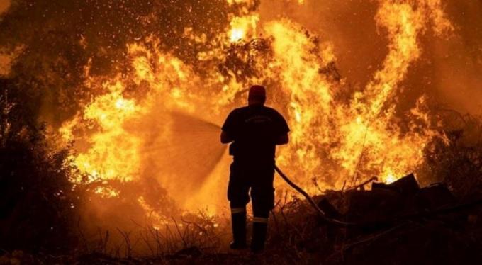 Maske uyarısı: Orman yangınları akciğerleri tehdit ediyor