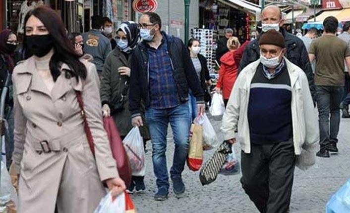Maskesiz sokağa çıkmanın yasak olduğu il sayısı 39'a yükseldi