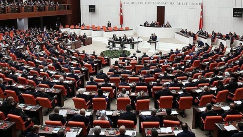 Meclis'te 4 partiden ortak bildiri: Ermenistan'ın saldırısı kınandı