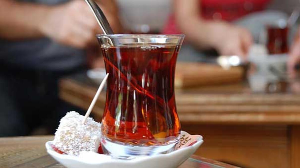 Meclis'te çay ocakları kapatıldı!
