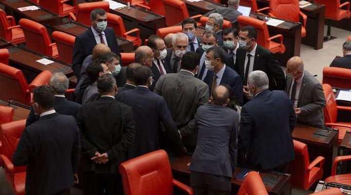 Meclis'te CHP'li Özel'e saldıran MHP'li Kılavuz özür diledi
