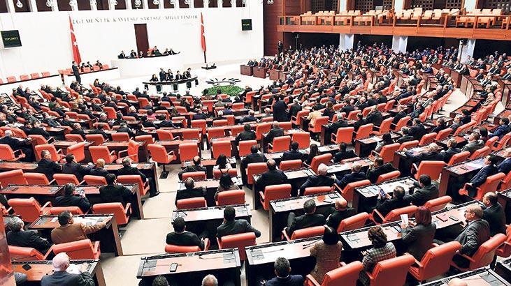 Meclis'te İçtüzük hazırlığı: Konuşma süreleri kısaltılacak