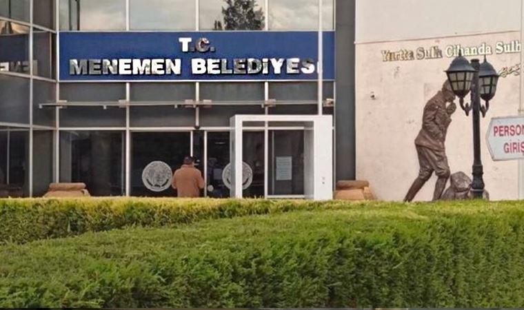 Menemen Belediyesi'nde seçim: Yeni başkan belli oldu