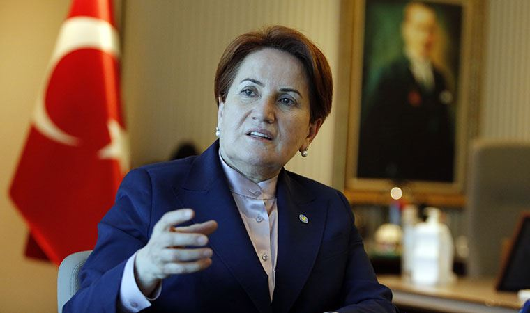 Meral Akşener'den çağrı: Getirin sandığı hodri meydan