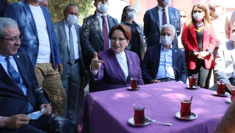 Meral Akşener'den 'erken seçim' ve Bahçeli'nin çağrısı hakkında açıklama
