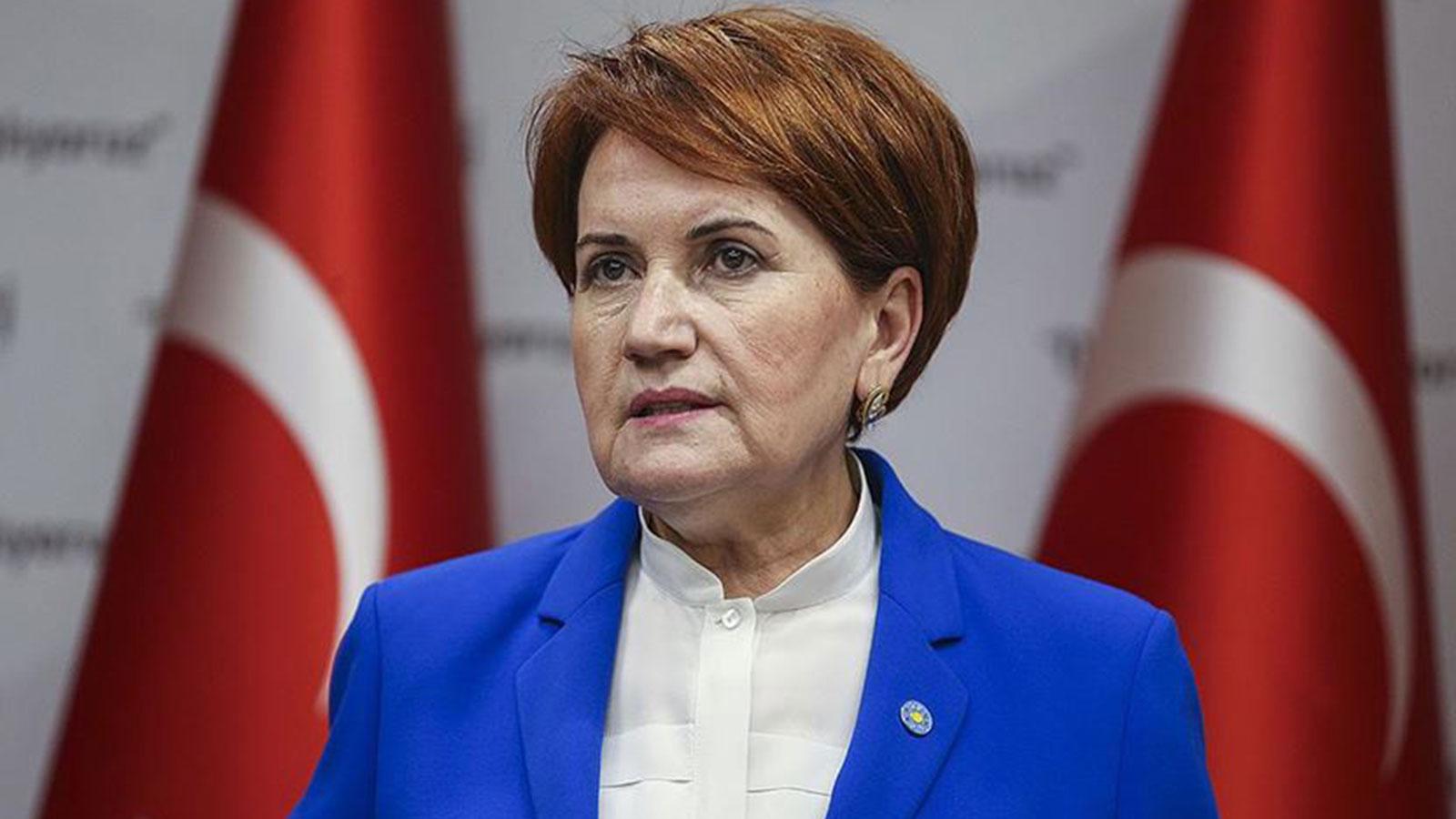 Meral Akşener: İç meselelerimizle Türkiye'yi meşgul etmeyi doğru bulmuyorum