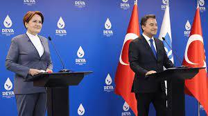 Meral Akşener ve Ali Babacan'dan ortak güçlendirilmiş parlamenter sistem mesajı