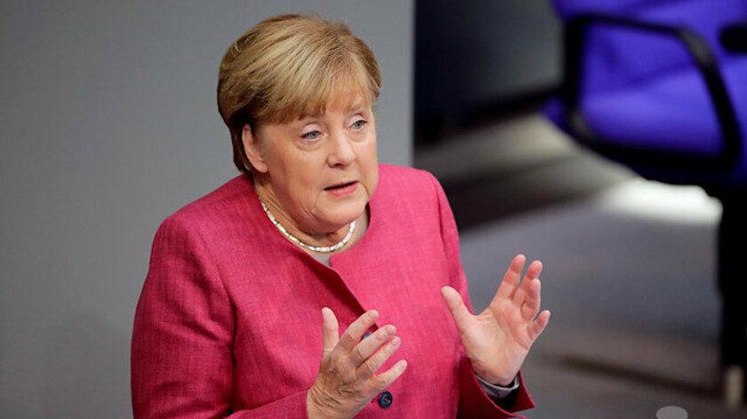 Merkel'den AB Zirvesi'nde Türkiye açıklaması