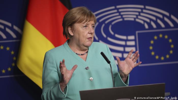 """Merkel'den """"Türkiye ile işbirliği"""" mesajı"""