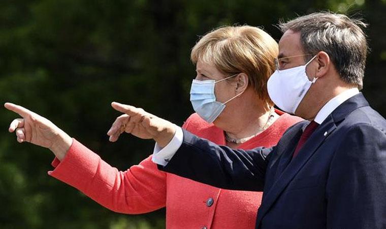 Merkel'in varisinden Rusya'ya: Gazı kısarsan, Kuzey Akım 2'deki akışı durdururuz