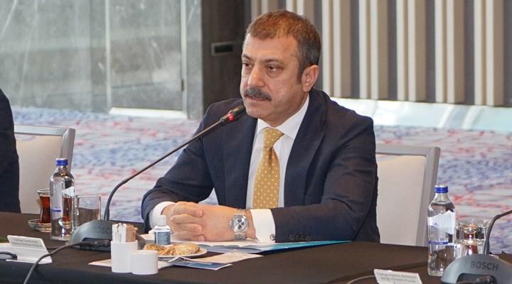 Merkez Bankası Başkanı Kavcıoğlu'ndan enflasyon mesajı