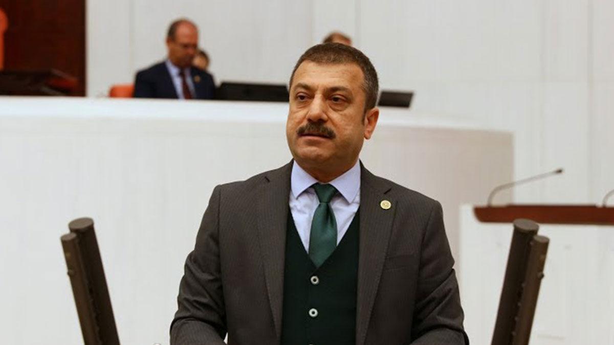 Merkez Bankası Başkanı Kavcıoğlu'ndan rezerv ve kripto para açıklaması