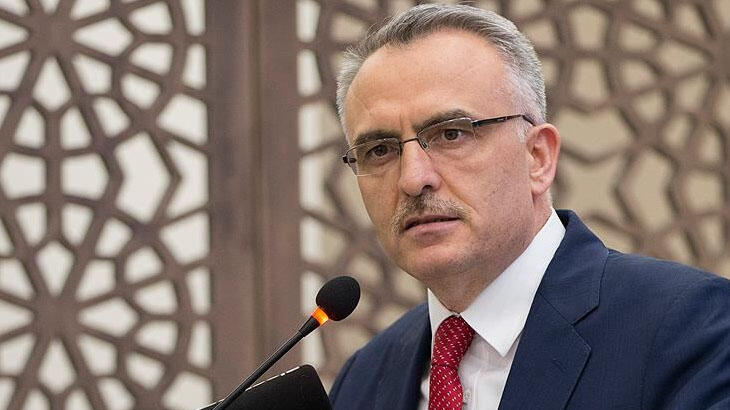 Merkez Bankası Başkanı Naci Ağbal'dan 'enflasyon' açıklaması