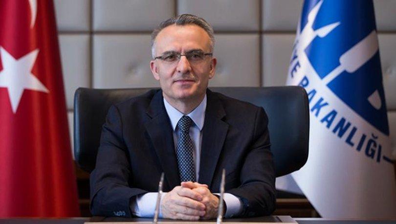 Merkez Bankası Başkanı Naci Ağbal'dan faiz açıklaması