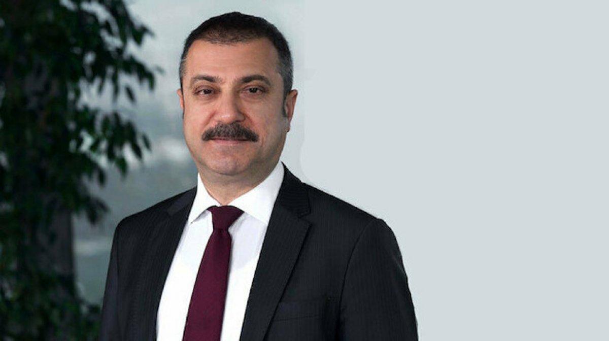 Merkez Bankası Başkanı Şahap Kavcıoğlu'ndan para politikası açıklaması