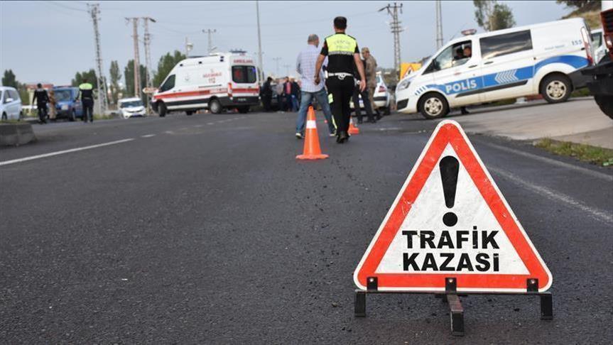 Mersin'de kaza: 2 ölü, 2 yaralı